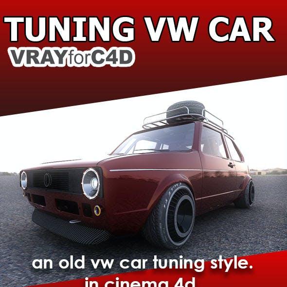 vw car tuning