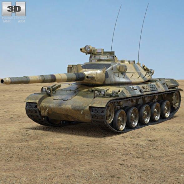 AMX-30 - 3DOcean Item for Sale