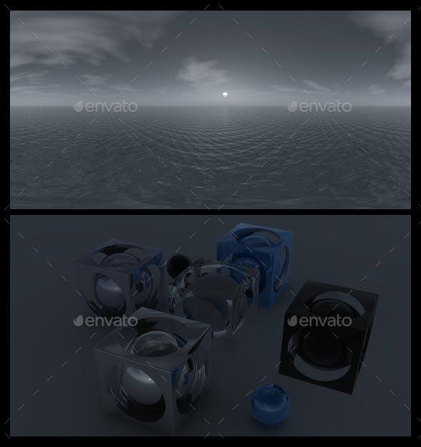 Ocean Grey 4 - HDRI - 3DOcean Item for Sale