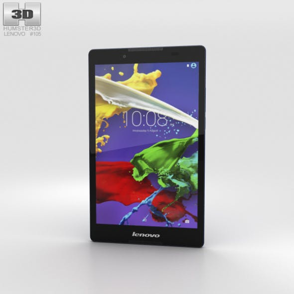 Lenovo Tab 2 A8 Midnight Blue