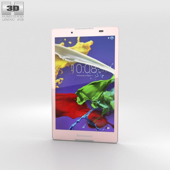 Lenovo Tab 2 A8 Neon Pink