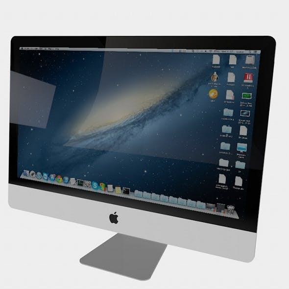 Apple iMac Screen