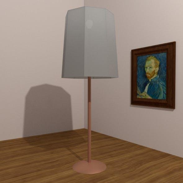 Lamp - 3DOcean Item for Sale