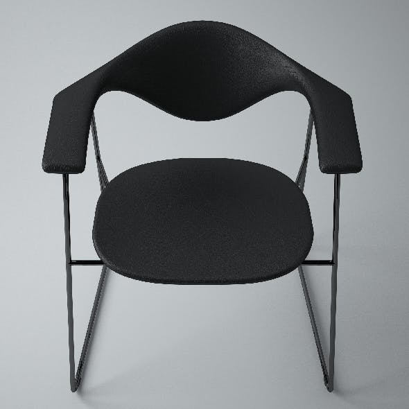 GUBI Masculo chair - 3DOcean Item for Sale