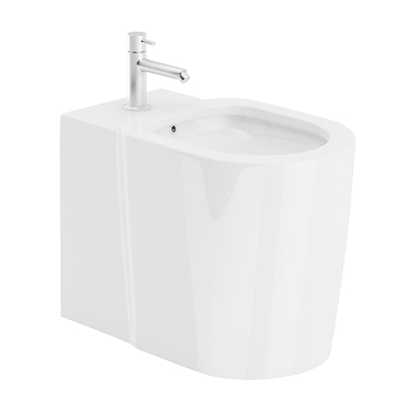 Standing Bidet - 3DOcean Item for Sale