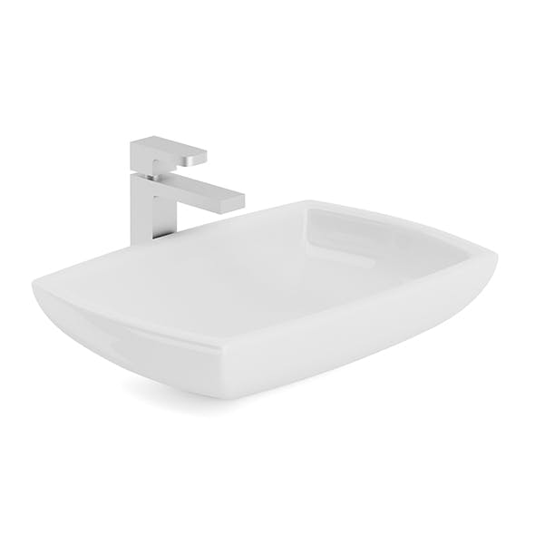 Washbasin - 3DOcean Item for Sale