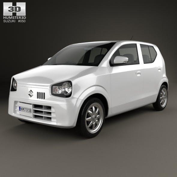 Suzuki Alto 2014 - 3DOcean Item for Sale
