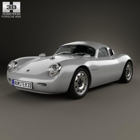 Porsche 550 Vintech coupe 2012 - 3DOcean Item for Sale