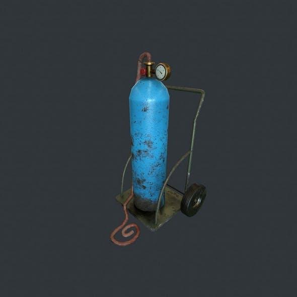 Gas Tank pbr