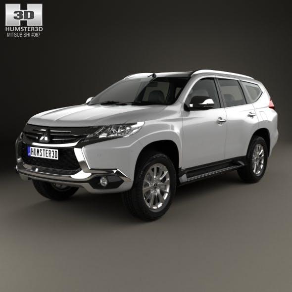 Mitsubishi Pajero Sport (TH) 2016