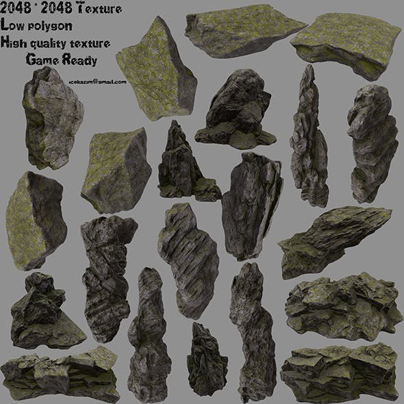 forest rock 1