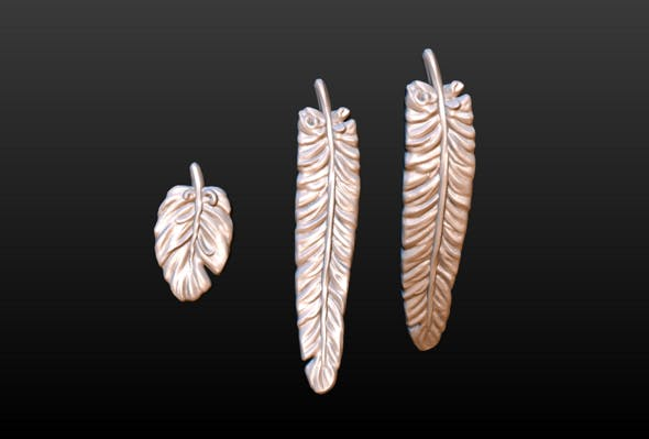 Feathers - 3DOcean Item for Sale