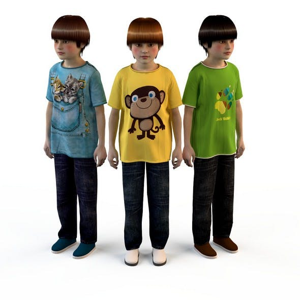 children's clothes for boys ( t-shirts , jeans ) 3