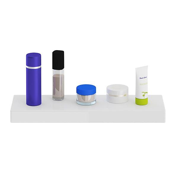 Bathroom Shelf - 3DOcean Item for Sale