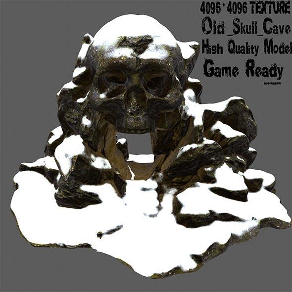 snow skull cave