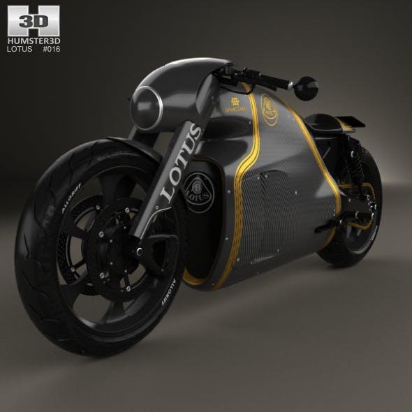 Lotus C-01 2014