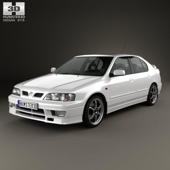 Nissan Primera GT 1997 - 3DOcean Item for Sale