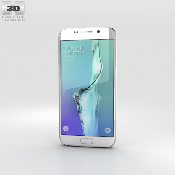 Samsung Galaxy S6 Edge Plus White Pearl