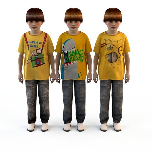 children's clothes for boys ( t-shirts , jeans ) 2