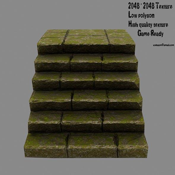 Stairway 5 - 3DOcean Item for Sale