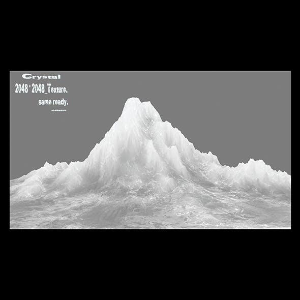iceberg 4 - 3DOcean Item for Sale