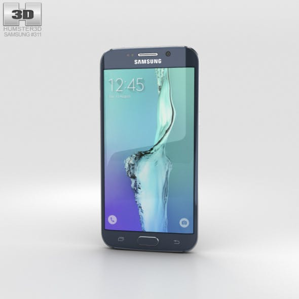 Samsung Galaxy S6 Edge Plus Black Sapphire