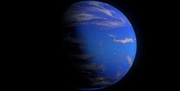 Neptune 2k - 3DOcean Item for Sale