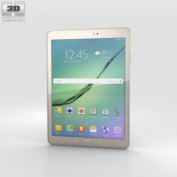Samsung Galaxy Tab S2 9.7-inch Gold