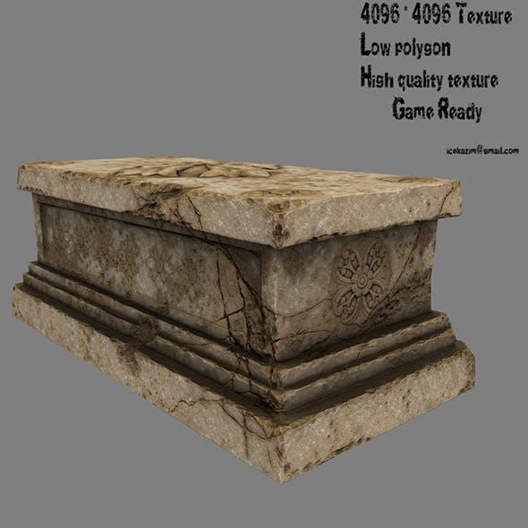 base 8 - 3DOcean Item for Sale