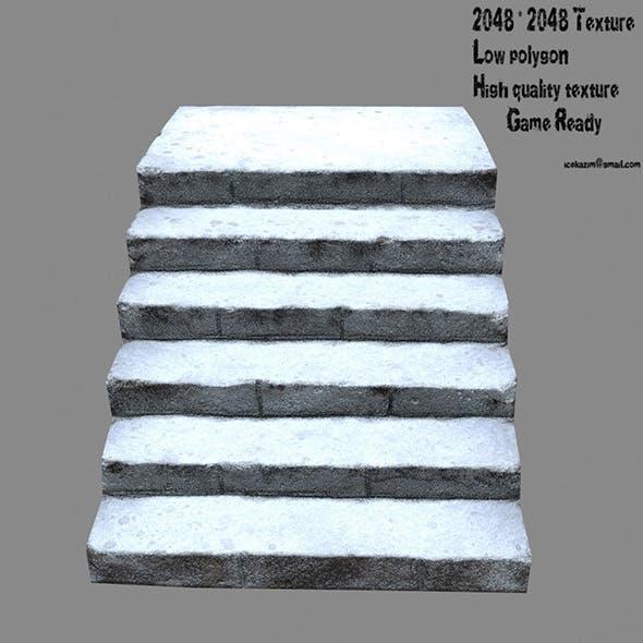 Stairway 11 - 3DOcean Item for Sale