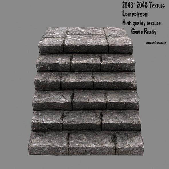 Stairway 12 - 3DOcean Item for Sale