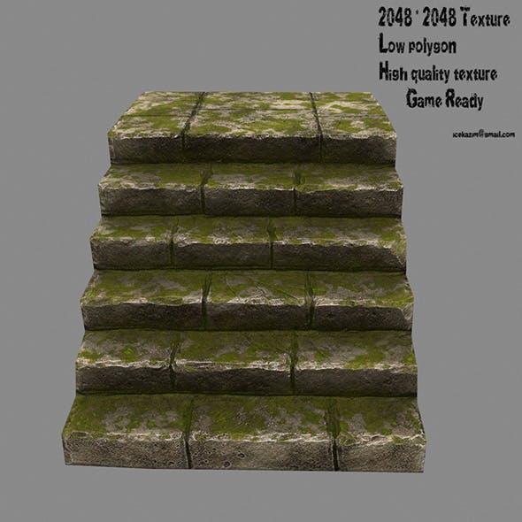 Stairway 13 - 3DOcean Item for Sale