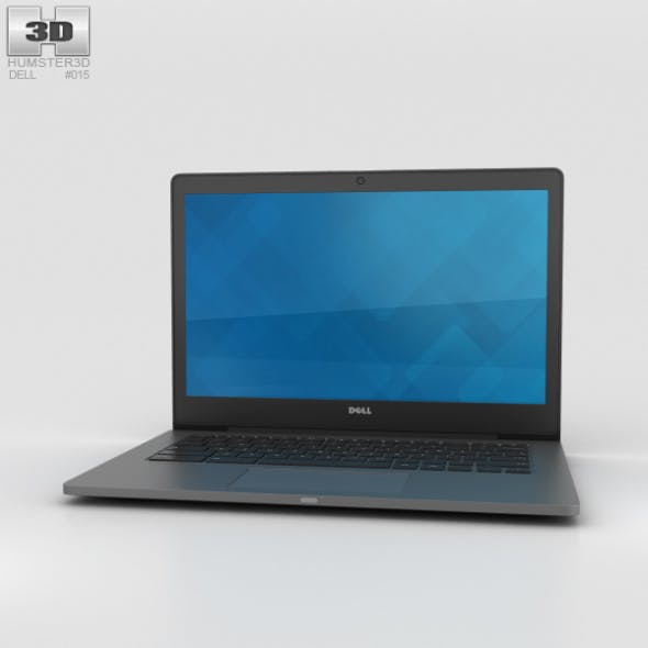 Dell Chromebook 13 - 3DOcean Item for Sale