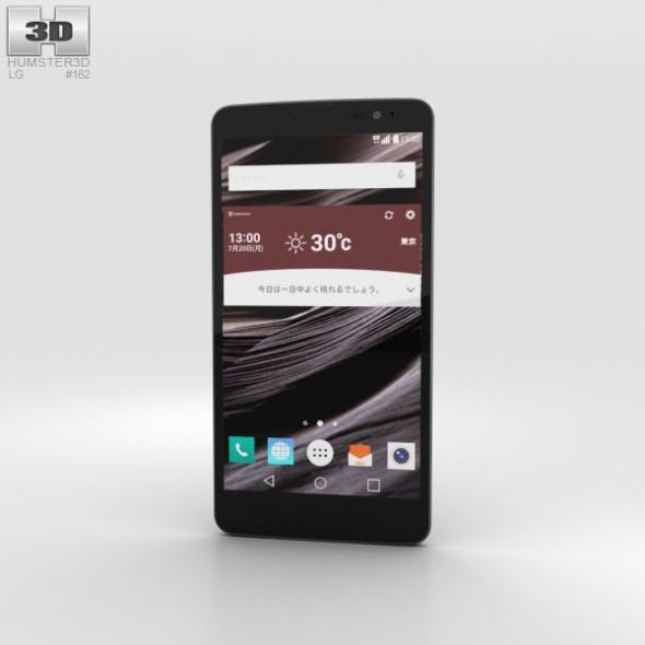 LG Isai Vivid LGV32 Black