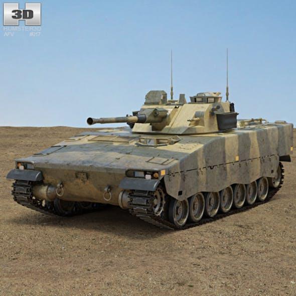Combat Vehicle 90