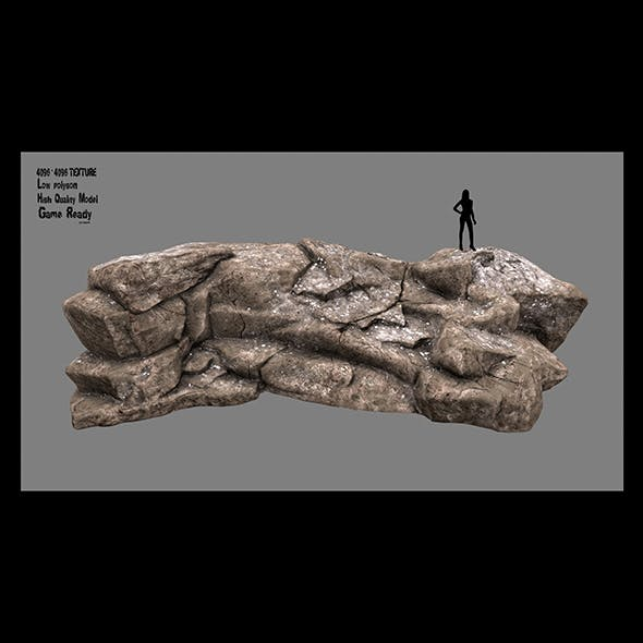 rock 20 - 3DOcean Item for Sale