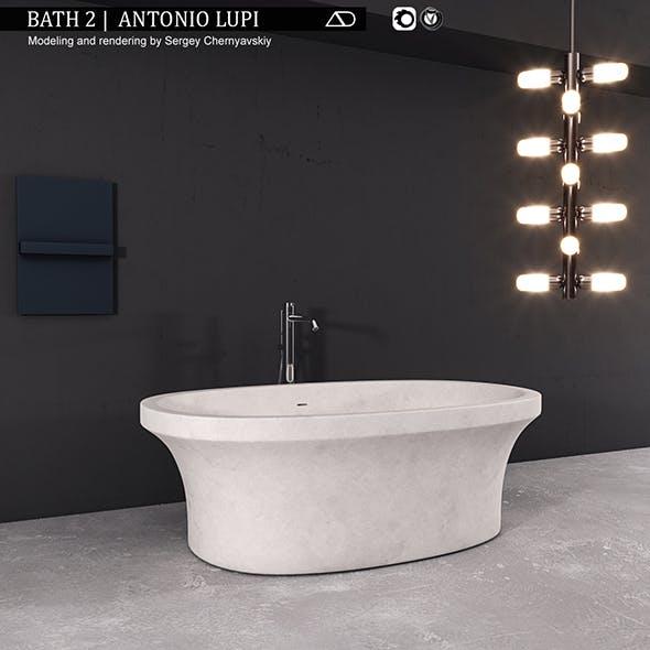 Bath 2 Antonio Lupi - 3DOcean Item for Sale