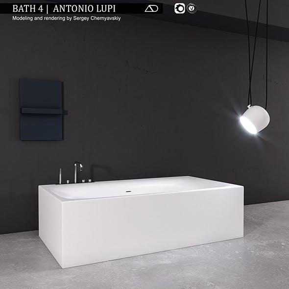 Bath 4 Antonio Lupi - 3DOcean Item for Sale