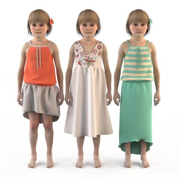Group of children, child, boy, girl, playroom, children's room 2