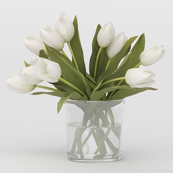 Vray Ready Flower Pot - 3DOcean Item for Sale