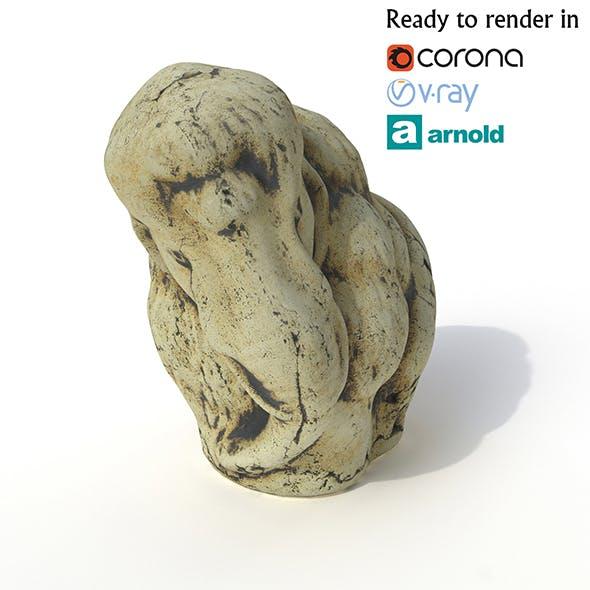 Statuette Mammoth