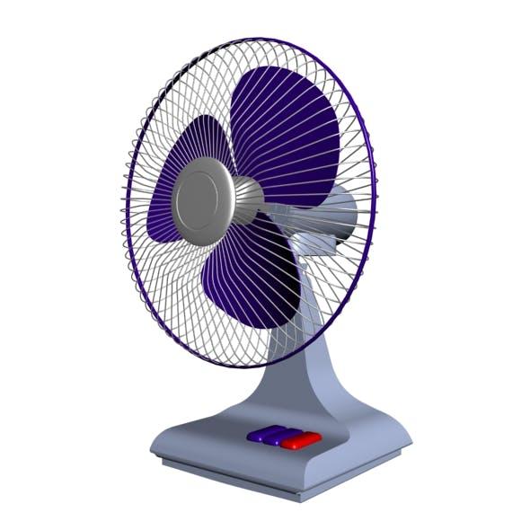 Ventilator (Fan) - 3DOcean Item for Sale