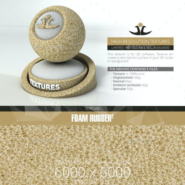 Foam Rubber 2