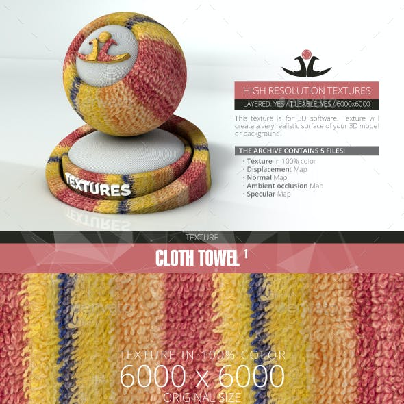 Cloth Towel 1