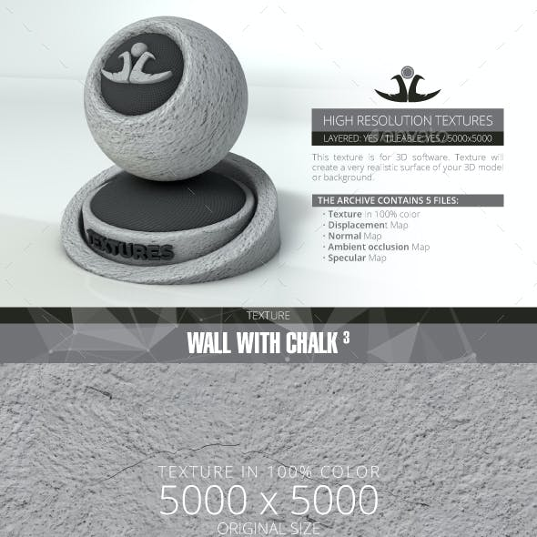 Wall With Chalk 3