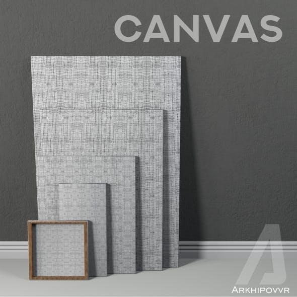 Canvas - 3DOcean Item for Sale
