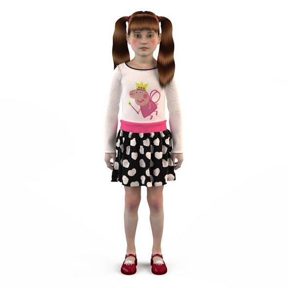 Girl dress t shirt skirt Baby clothes
