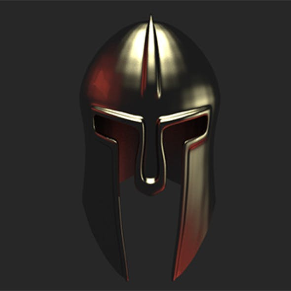 Helmet gear model