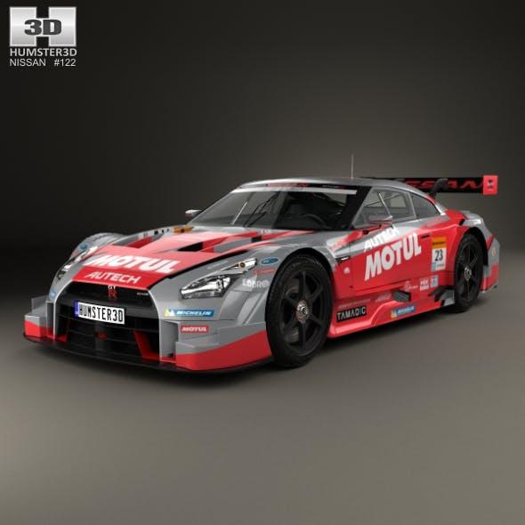 Nissan GT-R Nismo GT500 2015