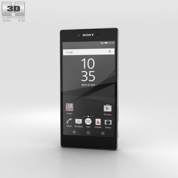 Sony Xperia Z5 Premium Chrome - 3DOcean Item for Sale